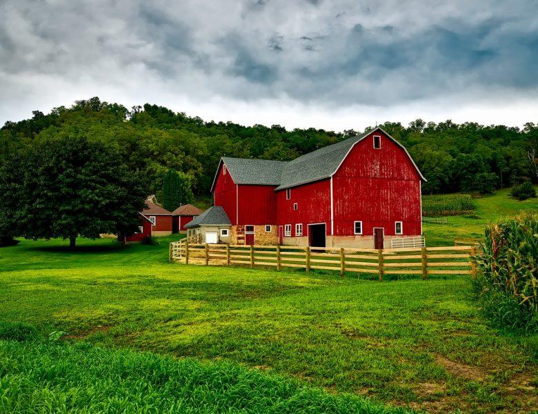 Vakantieboerderij bezoeken