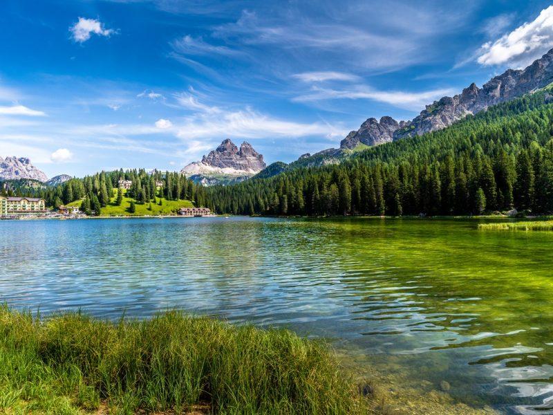 Vakantie in Zuid-Tirol